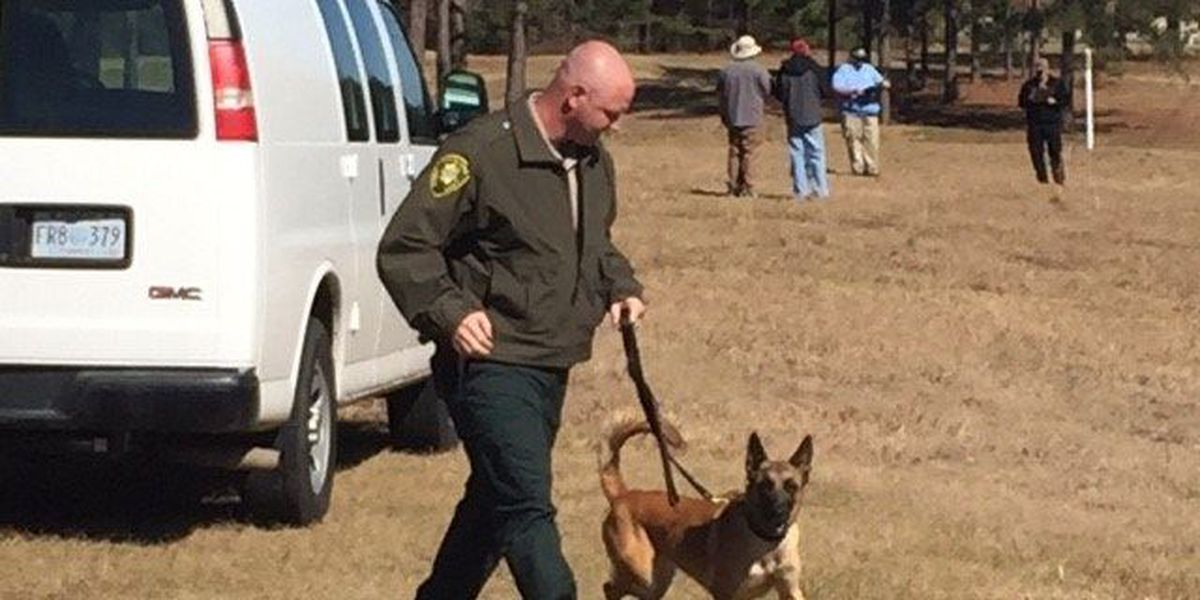 K-9 regional competition held in Petal