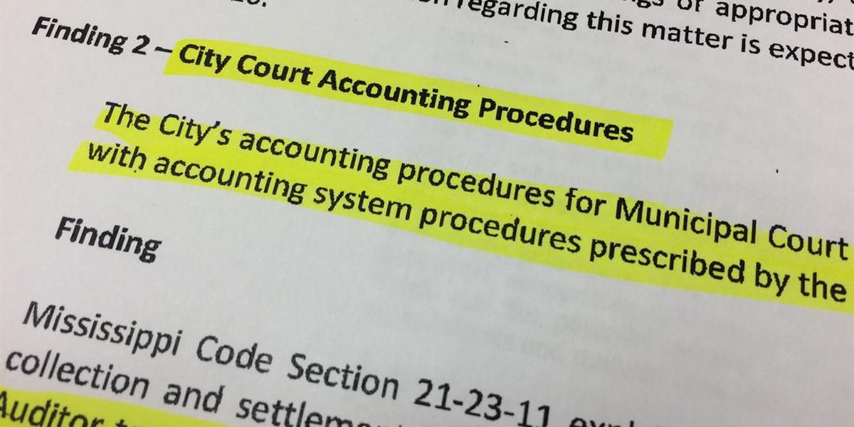 Hub City Municipal Court cited for issues in audit