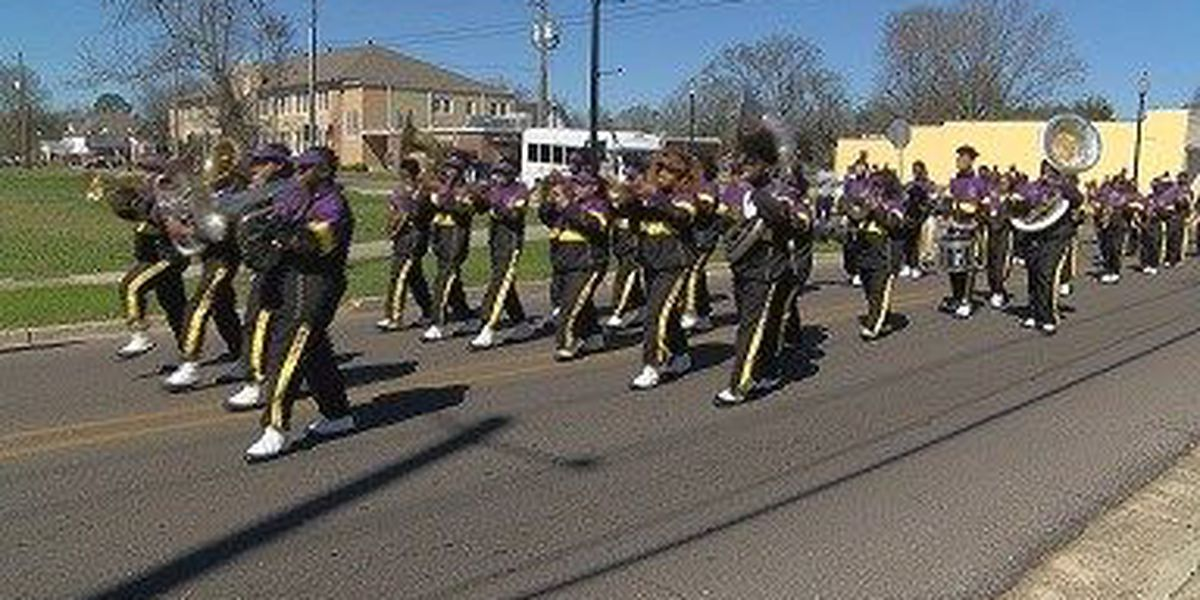 19th Black History Parade and Picnic held in Hattiesburg