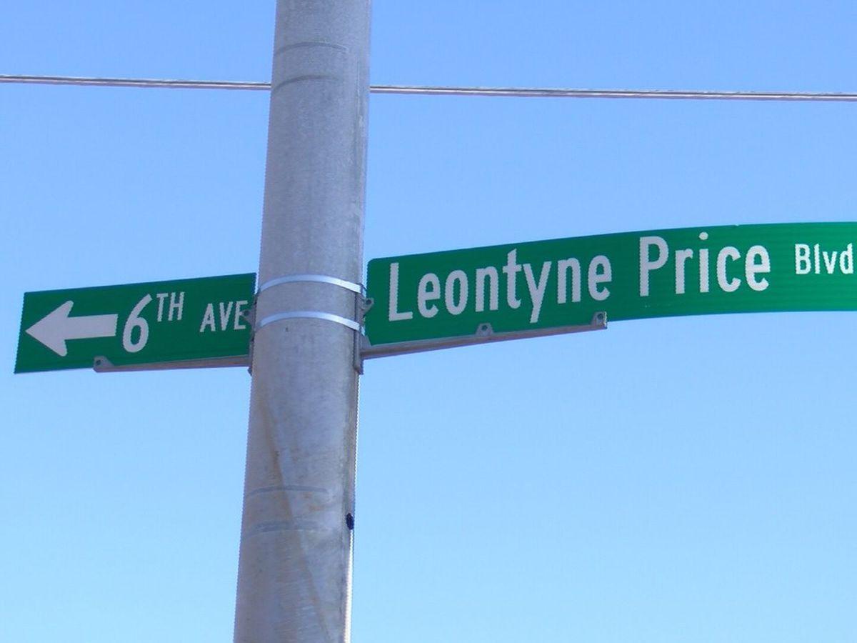 Work begins on the Leontyne Price Boulevard Gateway project