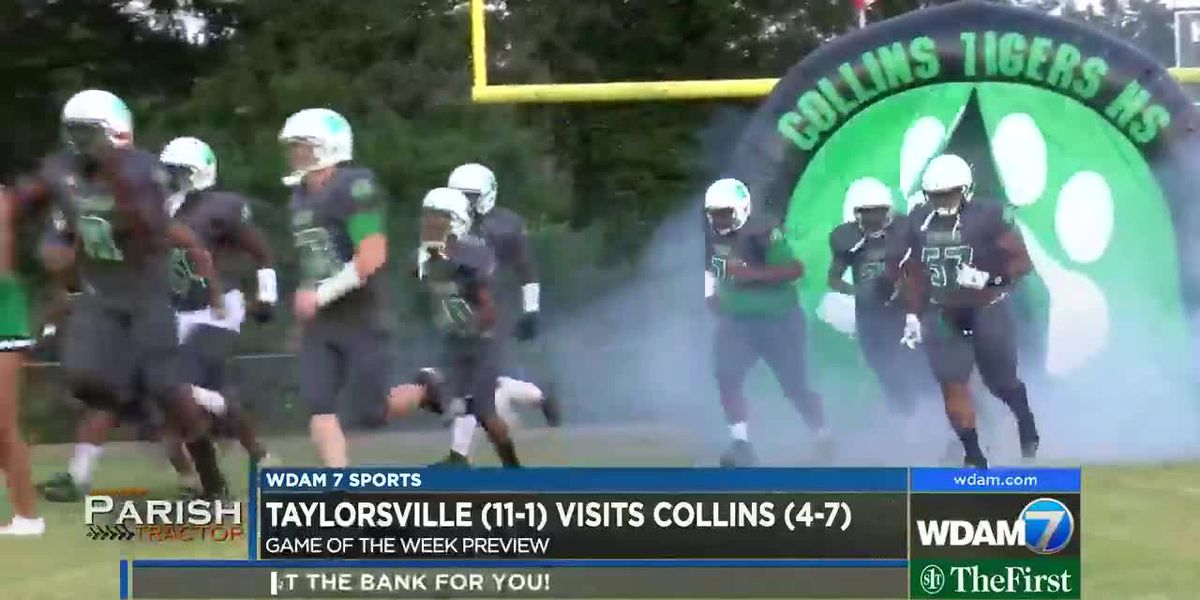 Game of the Week Preview: Taylorsville at Collins