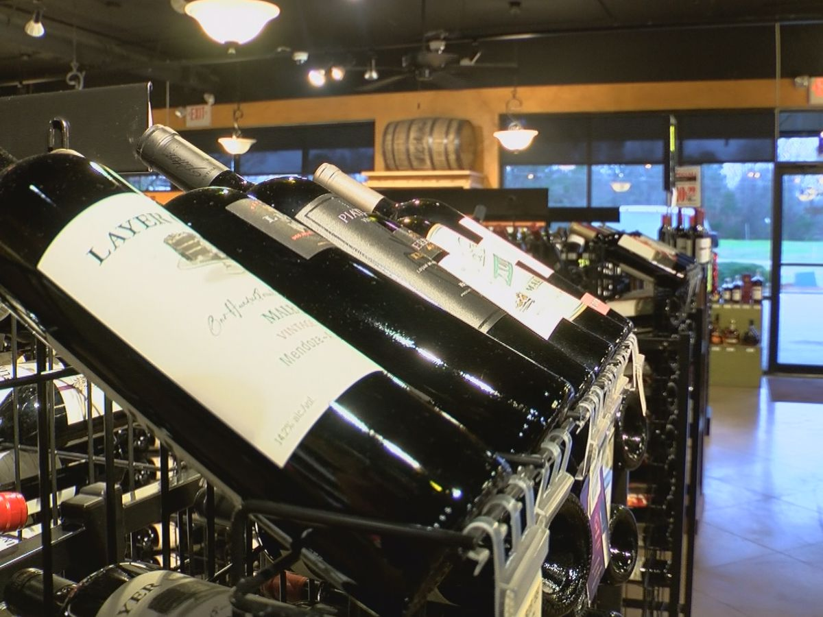 Push for wine with higher alcohol content in Mississippi grocery stores