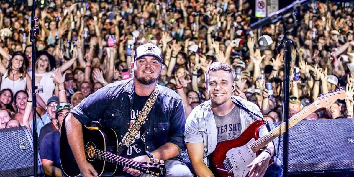 Alabama band performs at Route 91 Harvest hours before shooting