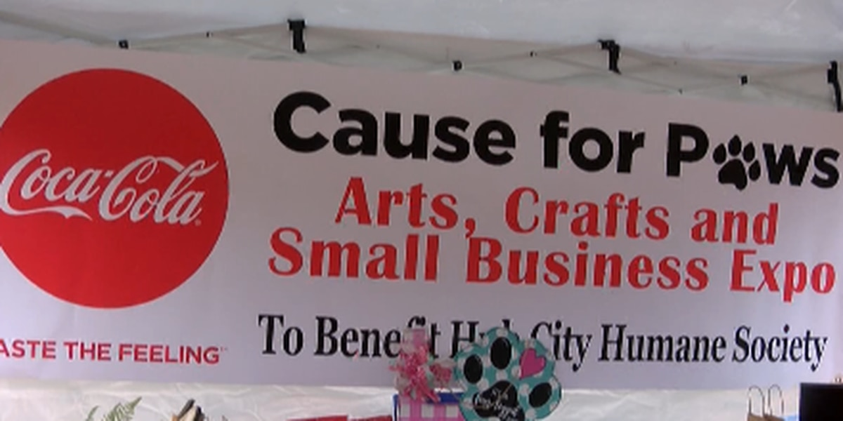 First annual Cause for Paws fair to support Hub City Humane Society