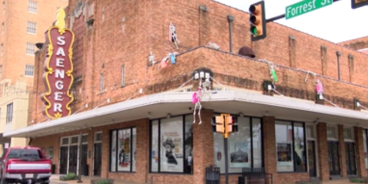 Saenger to host fall block party in downtown Hattiesburg