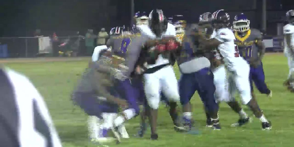 High School Highlights: Lumberton at Mount Olive