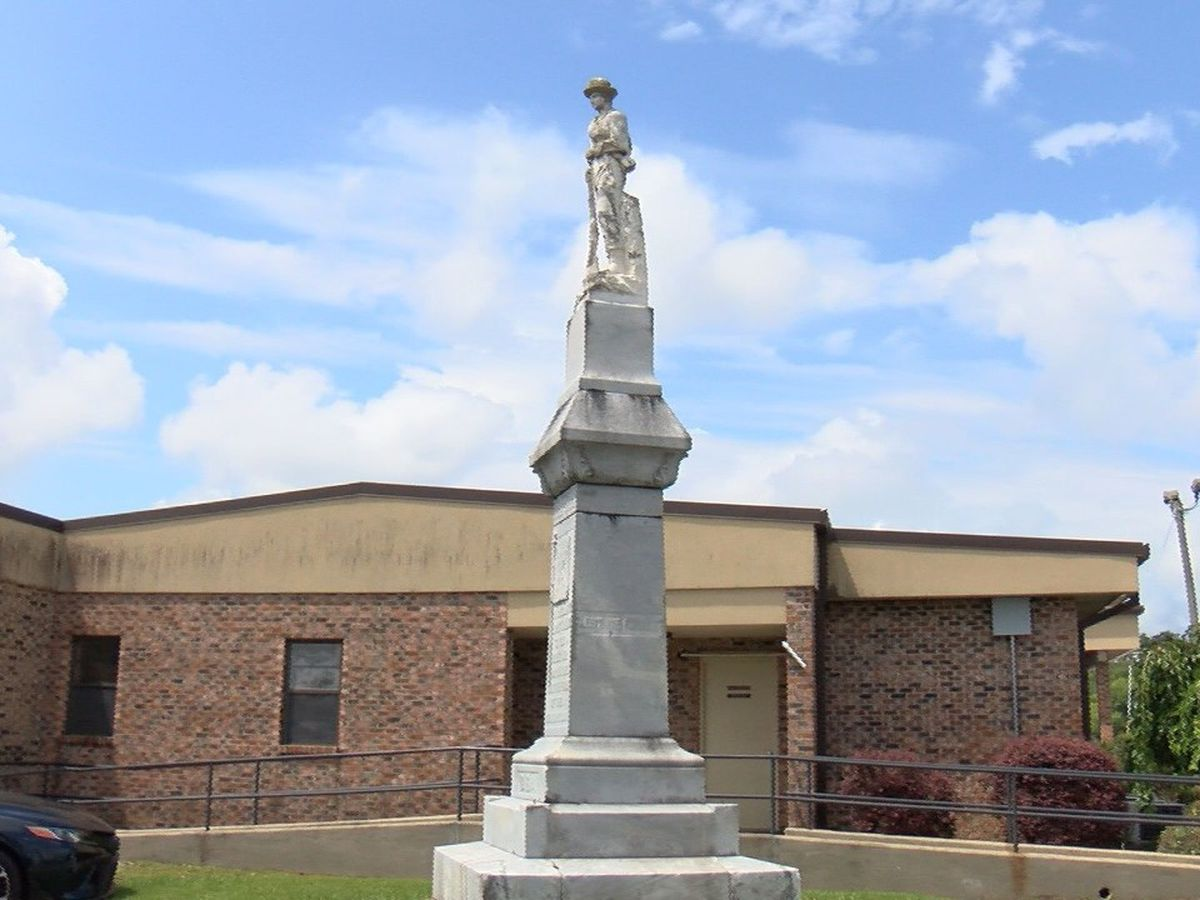 Wayne County NAACP asks for the removal of Confederate monument