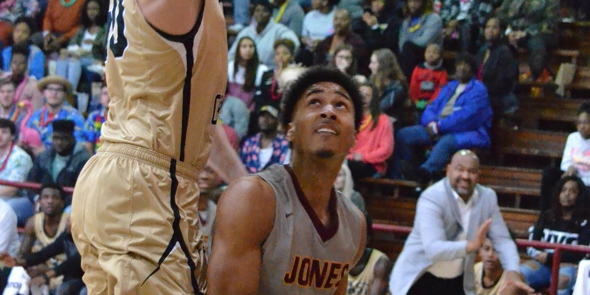 Jones' rallies for OT win over East Central