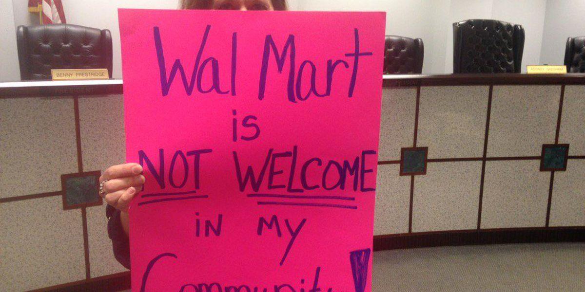 Lamar County Walmart decision tabled until March