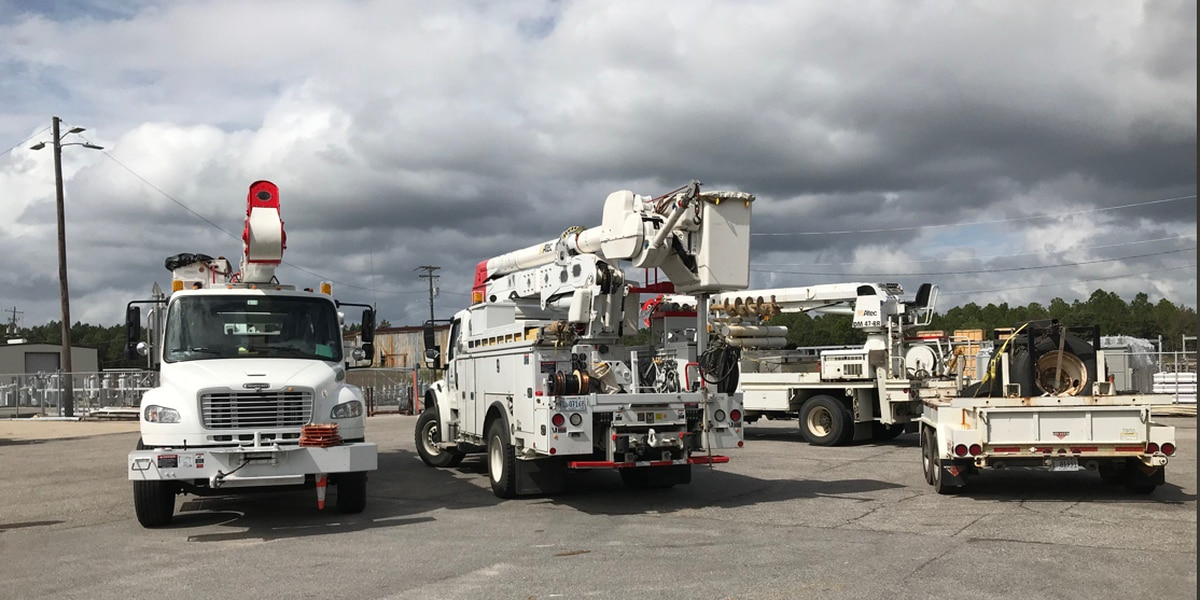 Mississippi Power storm team helping in Panama City after hurricane