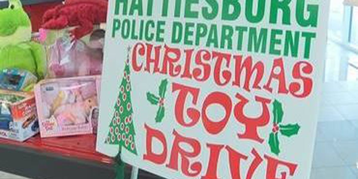 Hattiesburg Police seek help in stuffing truck with toys for children of homicides victims