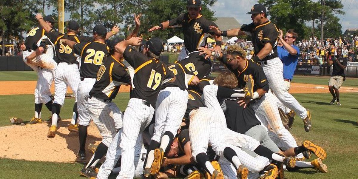 Southern Miss wins C-USA Baseball Championship