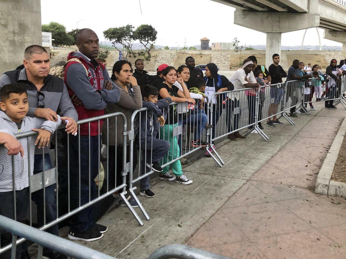 AP Exclusive: DOJ rescinds 'zero tolerance' immigration rule