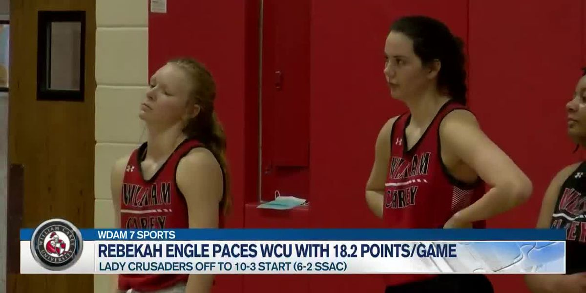 Lady Crusaders off to strong start, led by Rebekah Engle