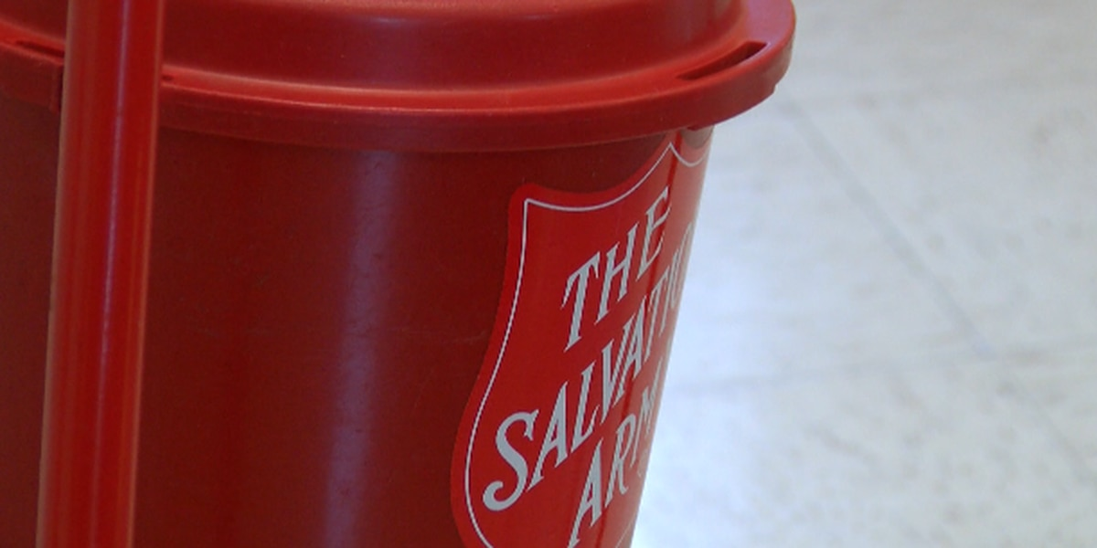 Salvation Army looking for Red Kettle Campaign volunteers
