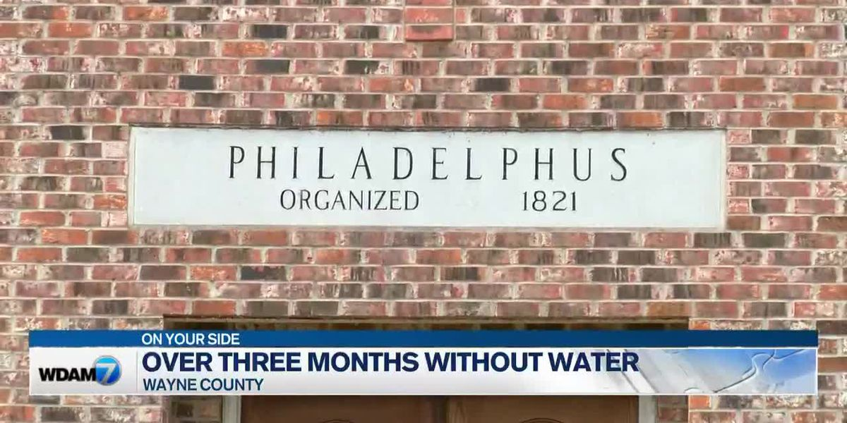 Dispute with landowner leaves Wayne County Church without water