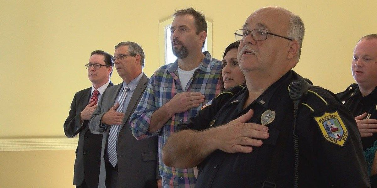 Laurel Church honors first responders for their service