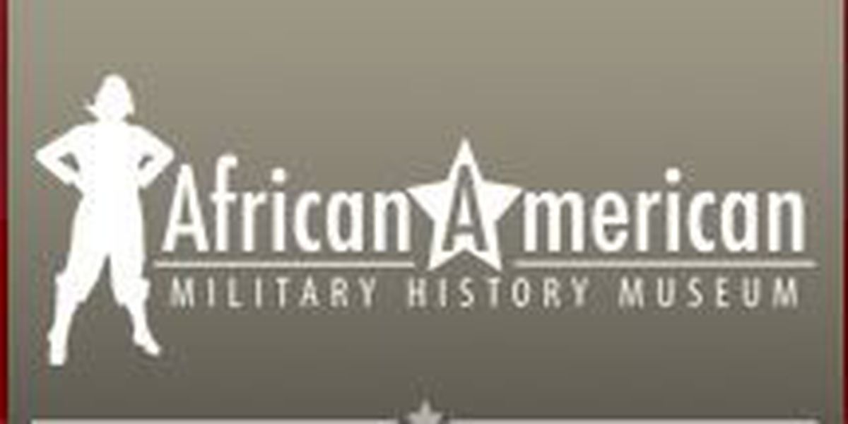 African American Military History Museum Revolutionary War exhibit on display