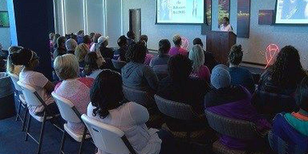 Howard employee hosts cancer awareness program