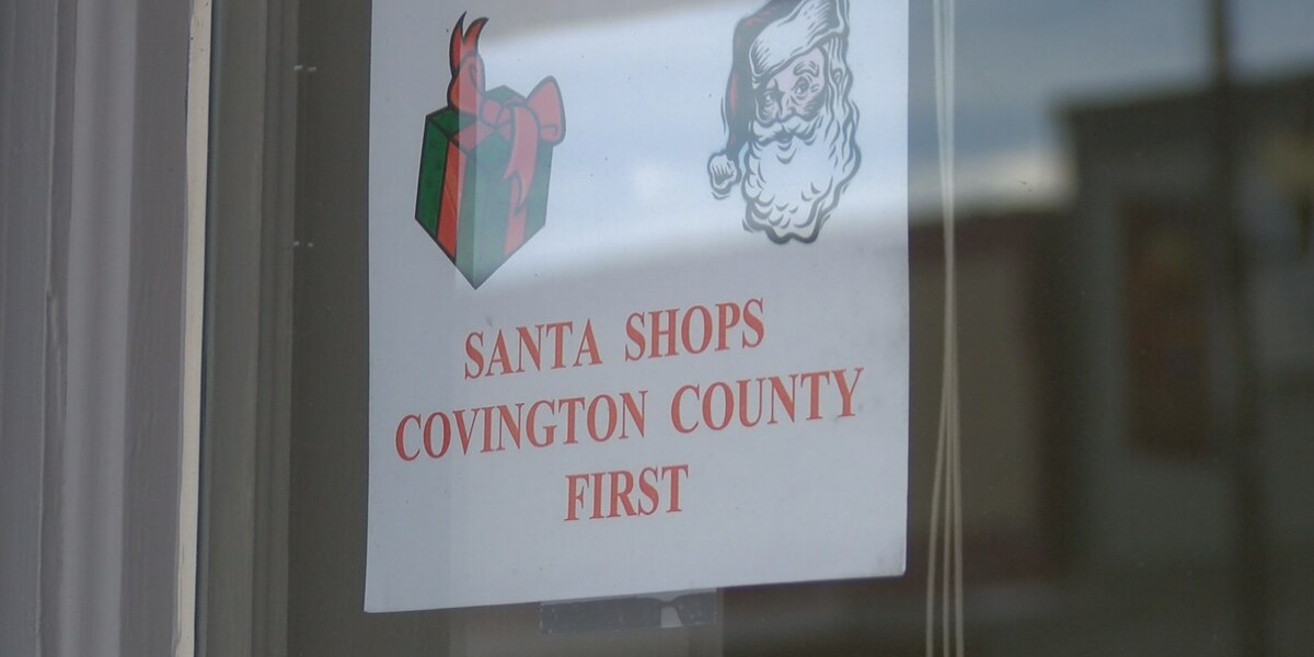 Annual Christmas shop local campaign begins Thursday in Covington County