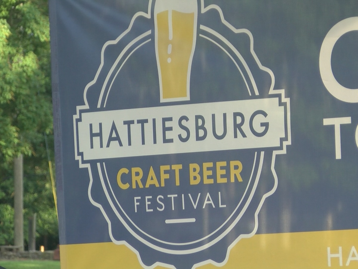 7th Craft Beer Fest to be held in downtown Hattiesburg Saturday