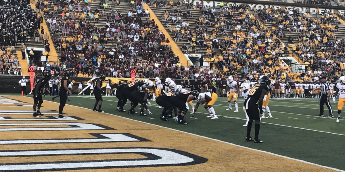 USM make-up football game with Appalachian State up in the air