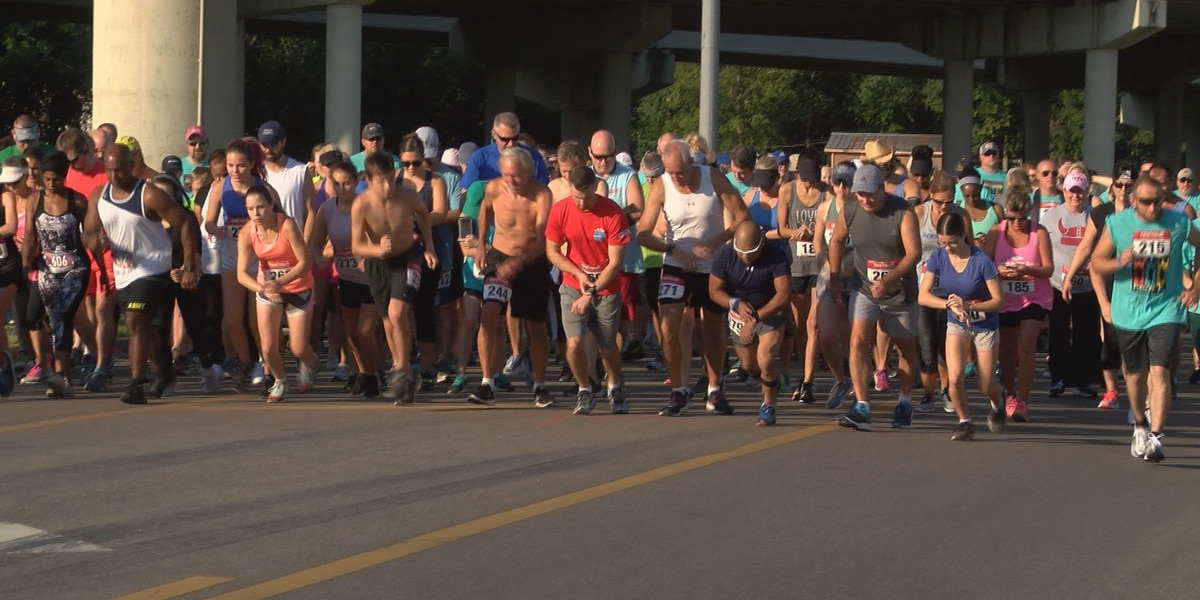 """Restoration Run"" raises $50K for addiction recovery program"