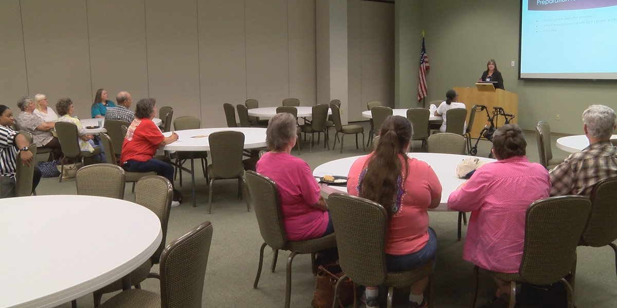 Laurel support group helps people with diabetes