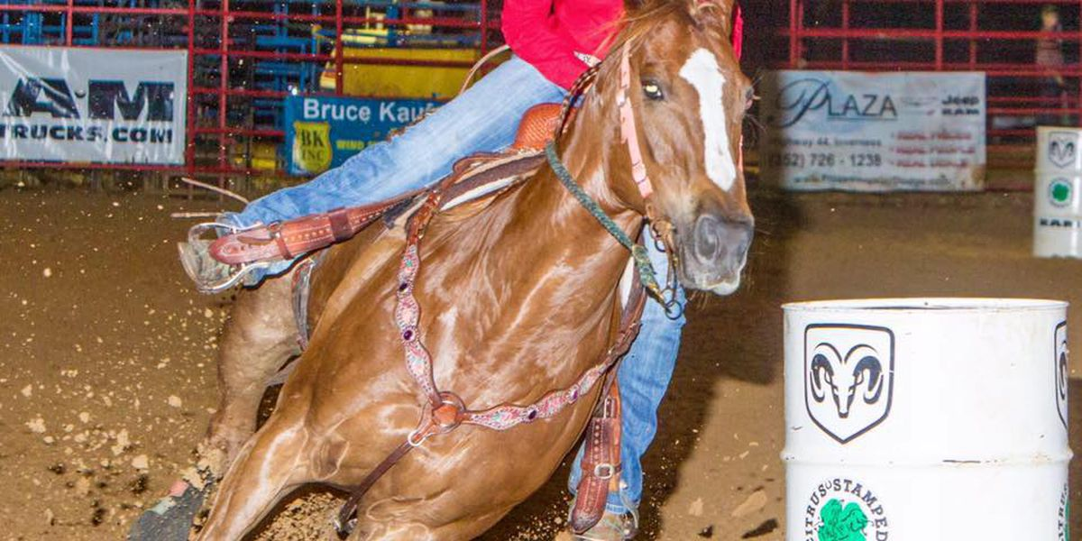 Florida woman dies after head injury in Coca-Cola Classic Rodeo
