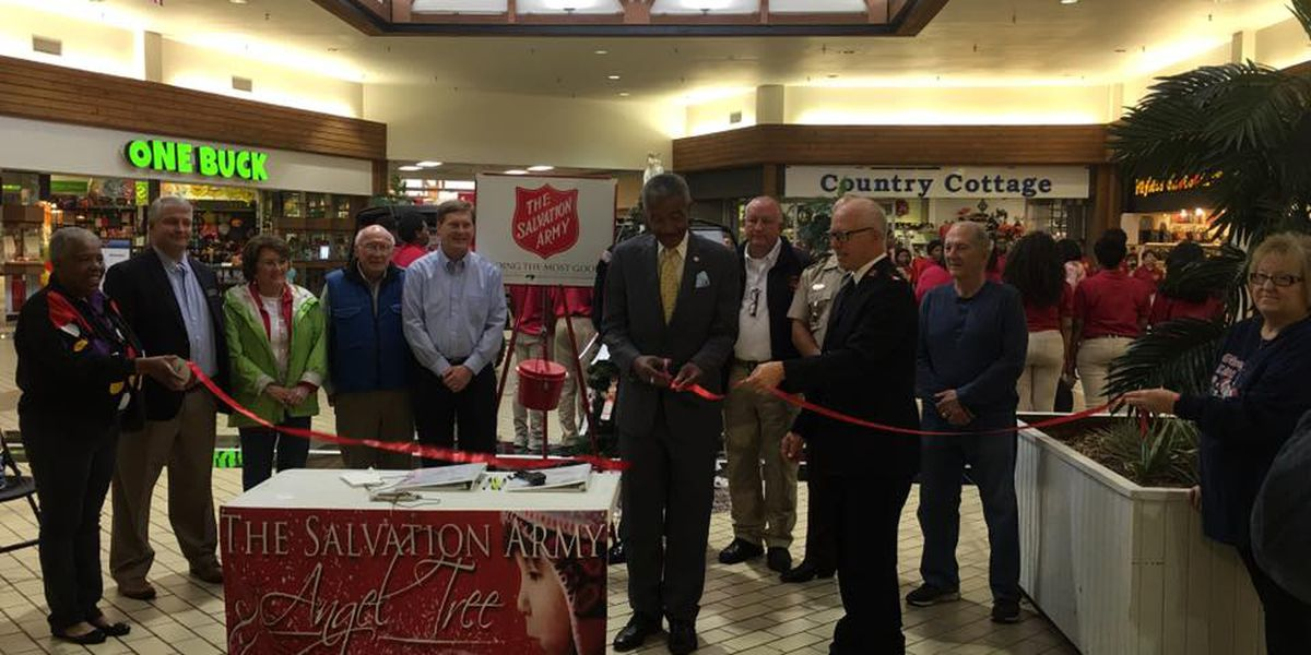 Salvation Army kicks off its Angel Tree campaign