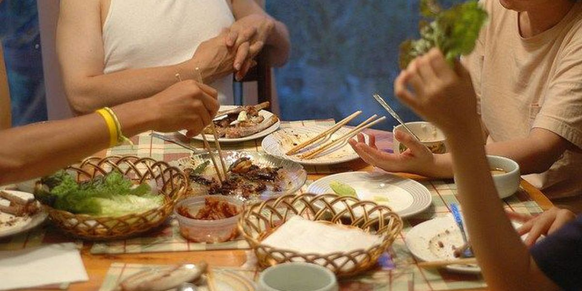 National celebration encourages the importance of family meals