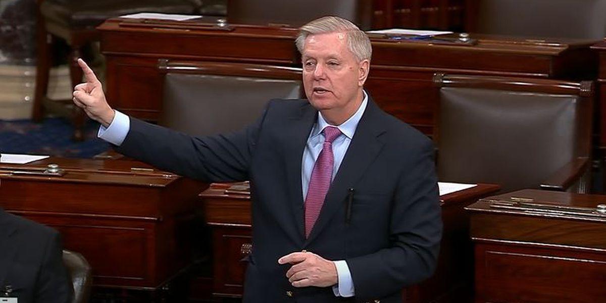 Graham blocks measure calling for release of Mueller report in Senate, despite unanimous House vote