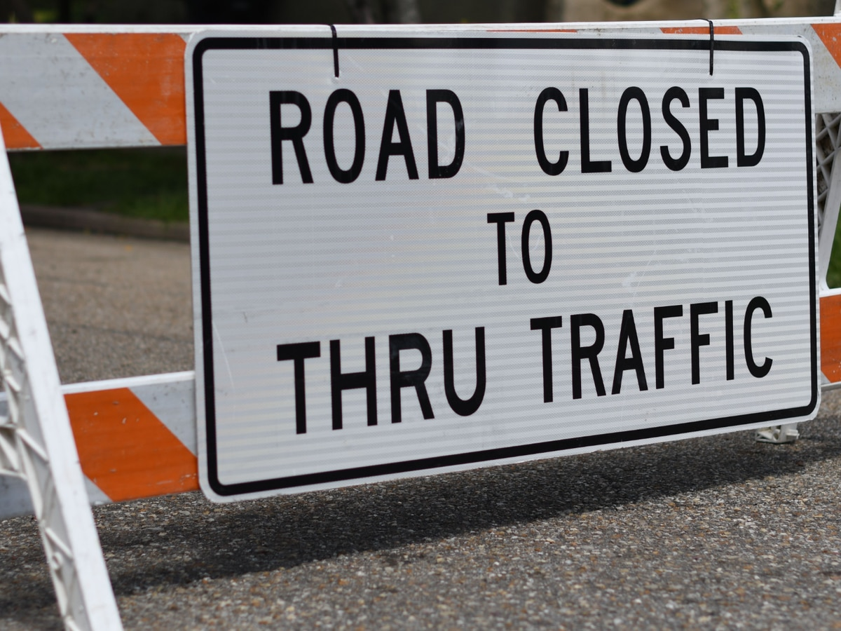 Bridge closure announced in Jones County