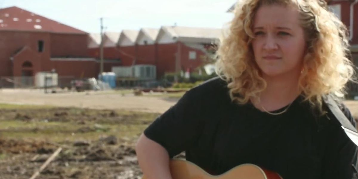 WCU student dedicates song after deadly tornado
