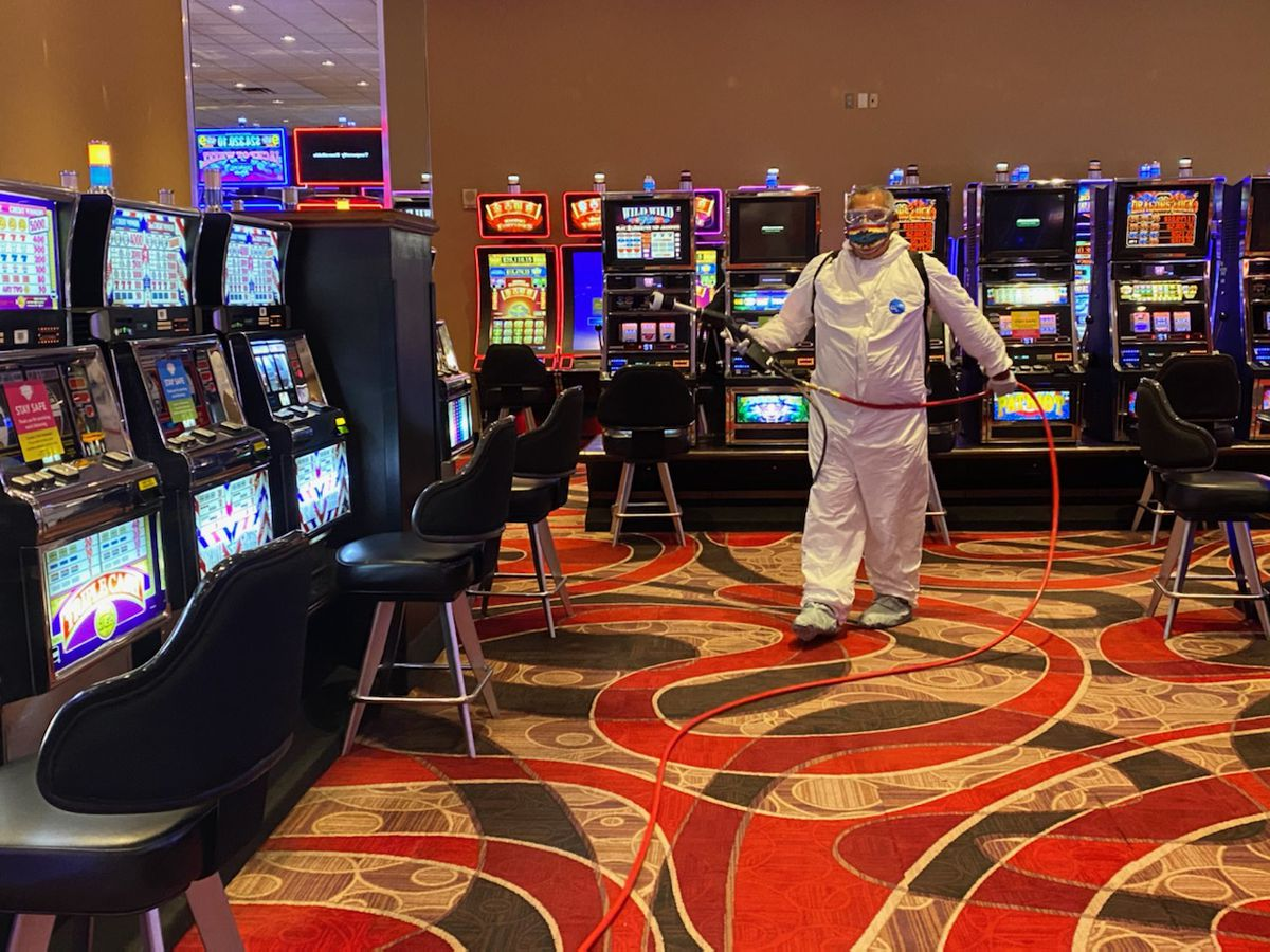 Bok Homa Casino reopens to public Friday
