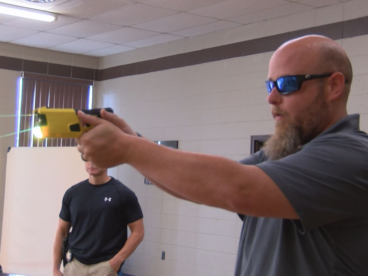 Jones County Sheriff's Department approved for new Tasers