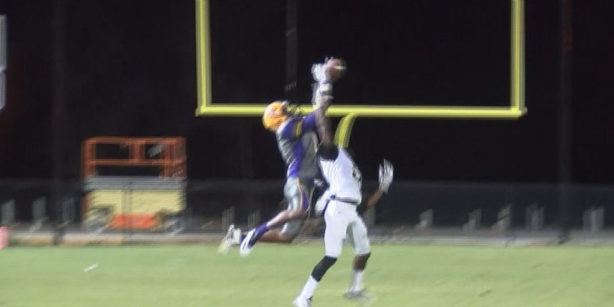 Players of the Pine Belt: Purvis' CJ Bolar