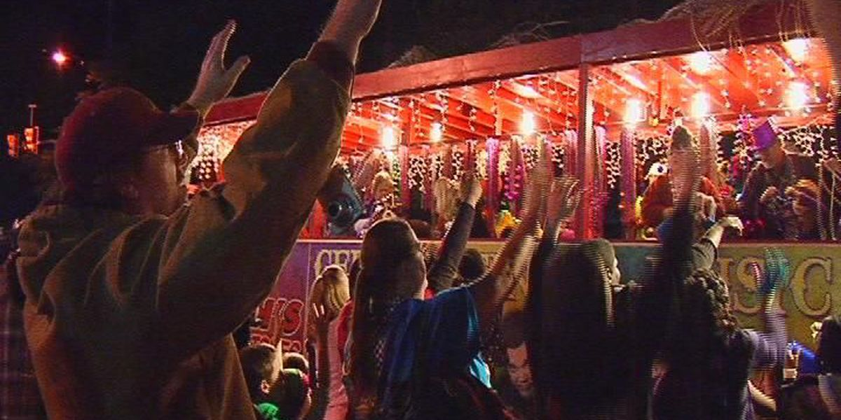 LIST: Mardi Gras parades to roll in the Pine Belt