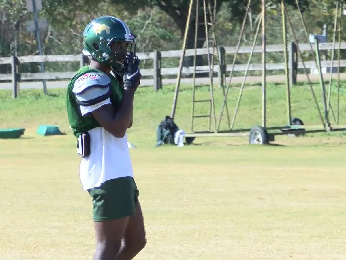 Player of the Week - West Jones Defensive Back Cedric Bender
