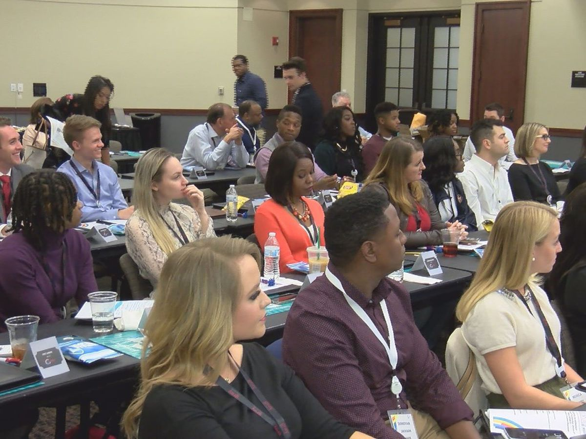 WDAM hosts multimedia workshop at USM