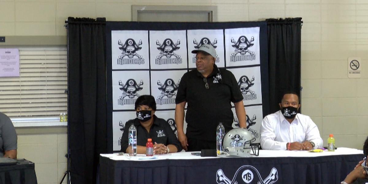 Mississippi Raiders prepare for the season with orientation