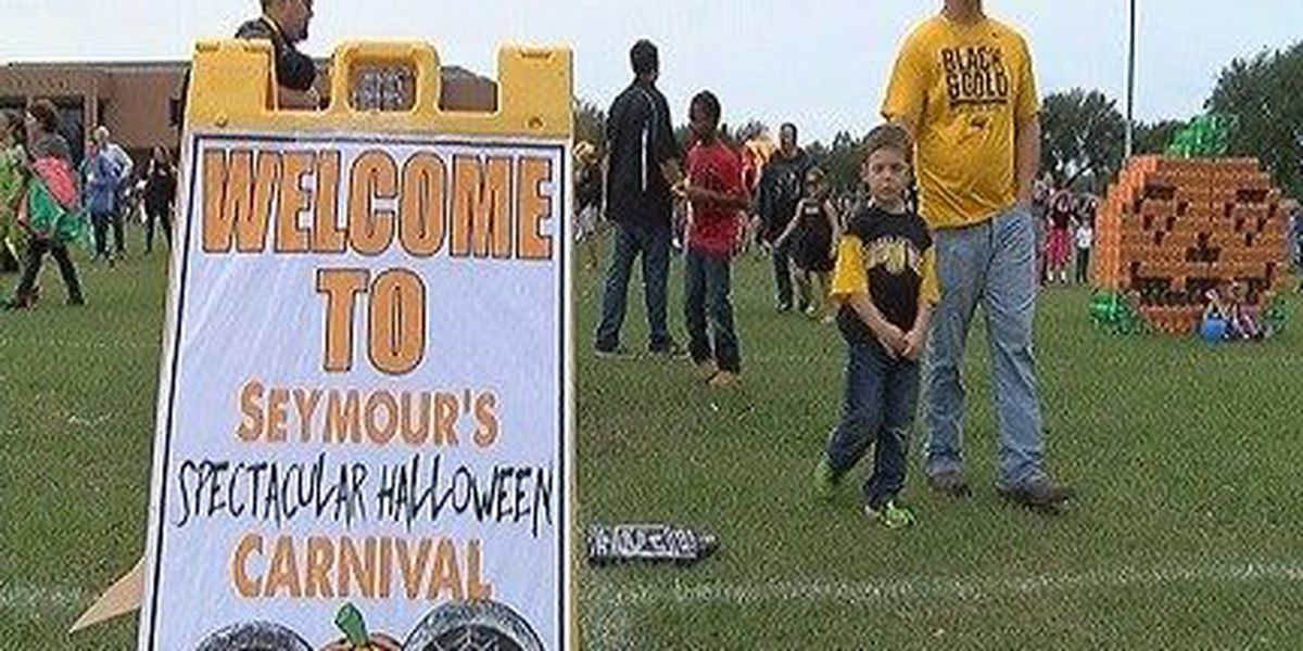 Pine Belt Halloween events take place, despite threat of rain