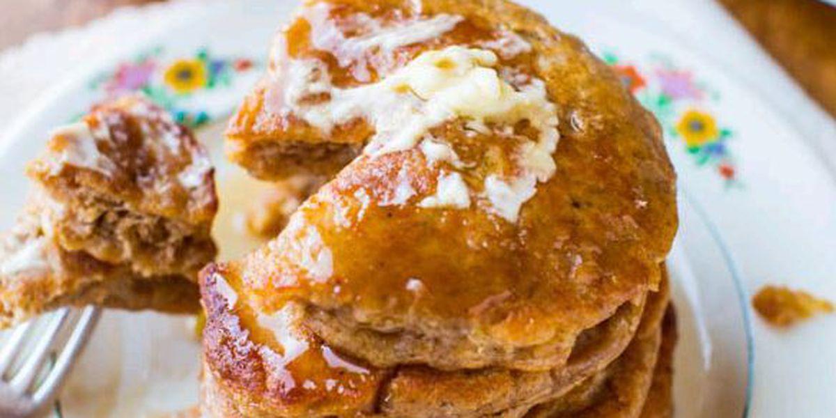 RECIPE: Apple pie pancakes