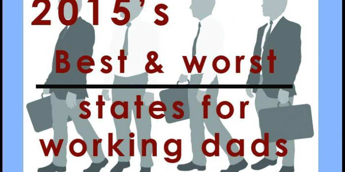 Study: Mississippi named worst state for working dads