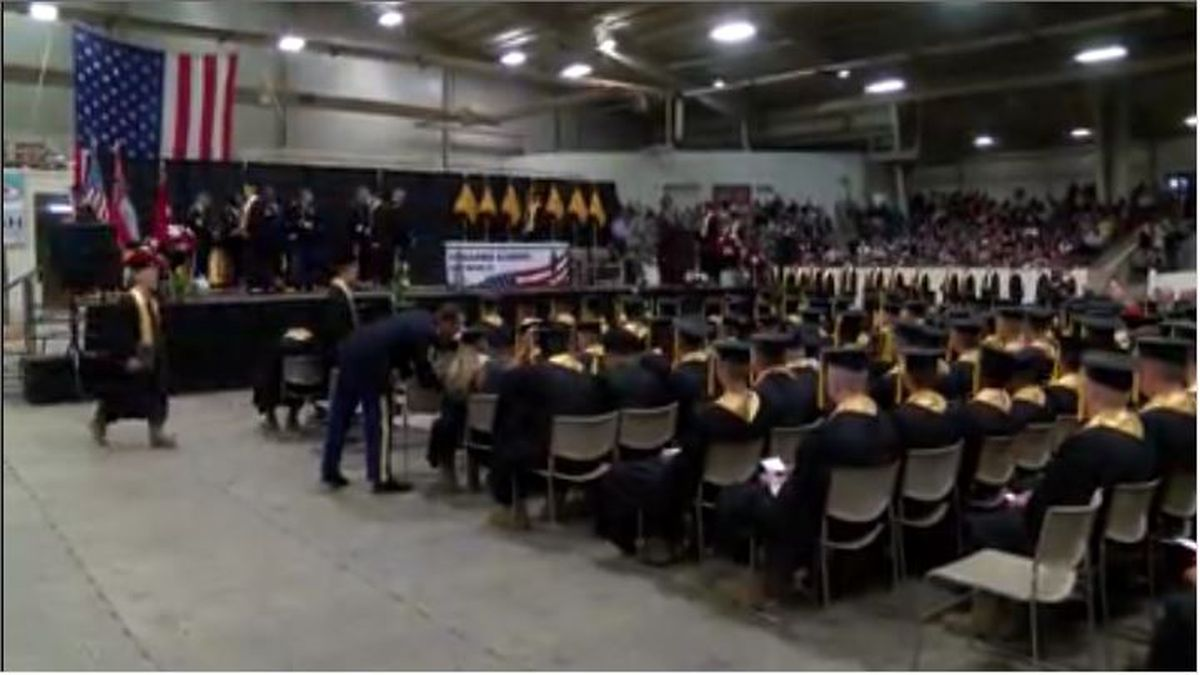 More than 200 graduate in Class 49 Youth Challenge