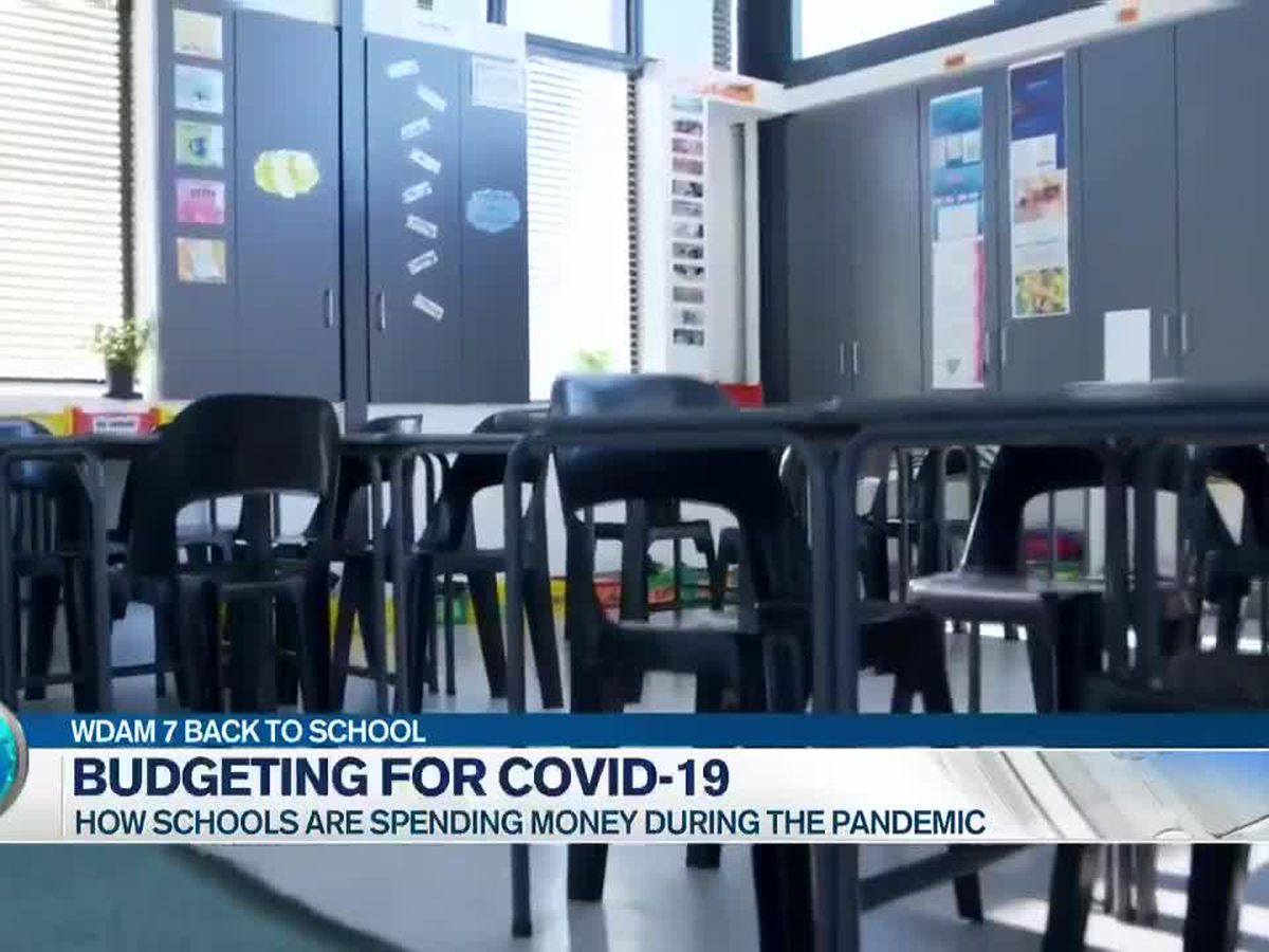 COVID-19 challenges school budgets as students prepare to return