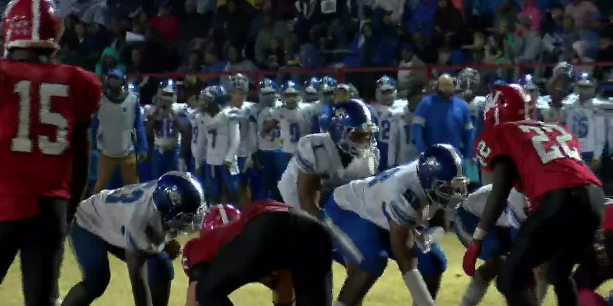 High School Highlights: Jefferson Davis County at West Marion