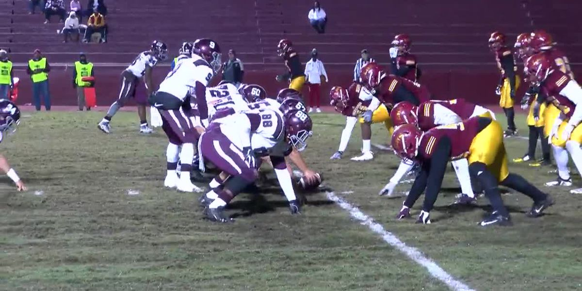 Picayune at Laurel highlights