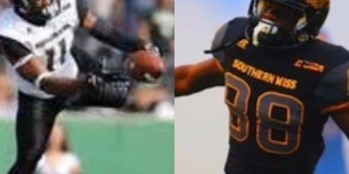 USM players drafted by NFL