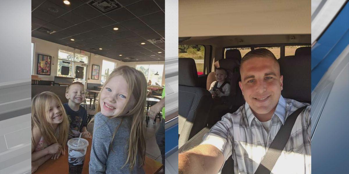 Camden County, Ga. children at center of Amber Alert found safe in Ind.